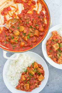 Easy Quorn Sausage Casserole