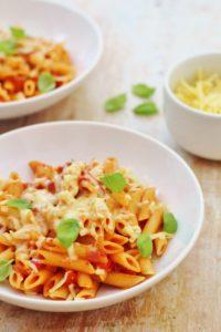 Easy Tomato Pasta