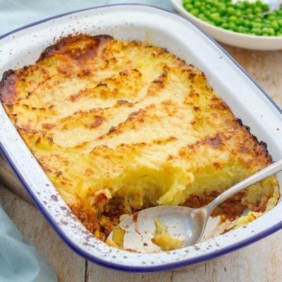 Quorn Shepherd's Pie