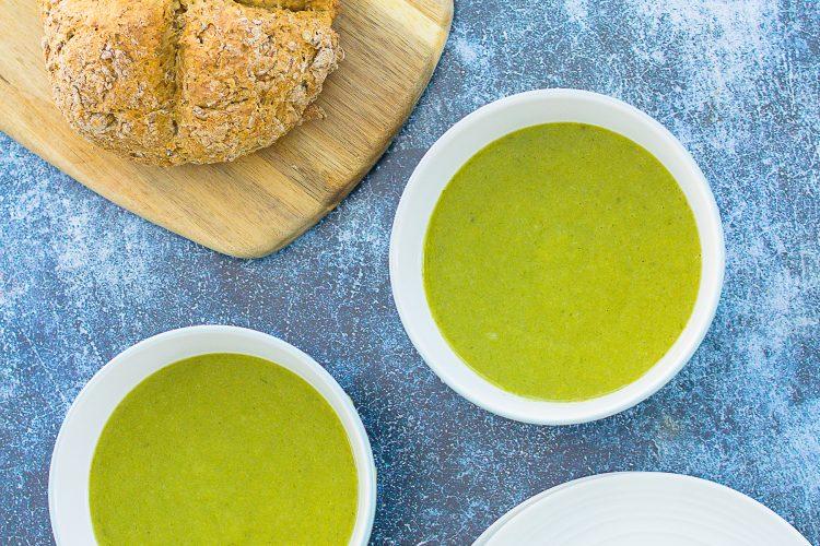Easy Leek and Potato Soup