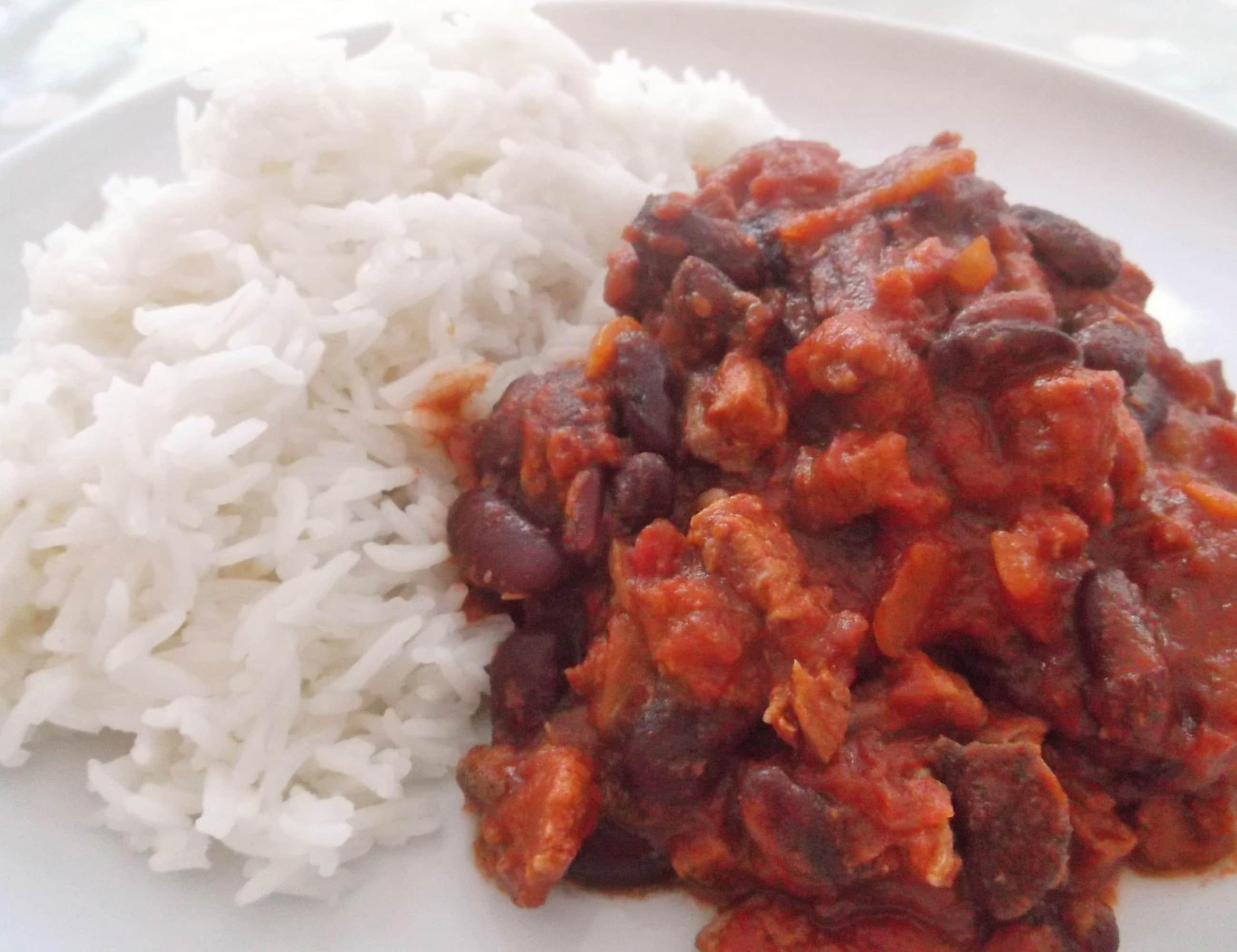 Quorn Chilli Con Carne >> Leftover Roast Beef Chilli - Easy Peasy Foodie
