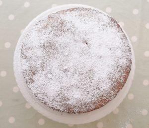 Victoria Sandwich Cake 1