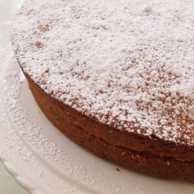 Easy Peasy Victoria Sandwich Cake