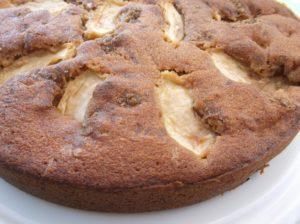 Apple and Cinnamon Cake 3