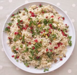 Jewelled Couscous 1