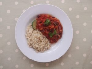 Quick Beany Chilli 1d