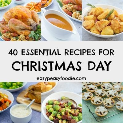 40 Essential Recipes for Christmas Day