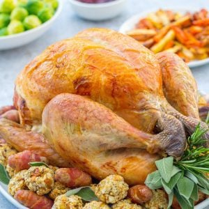 Easy Peasy Christmas Turkey