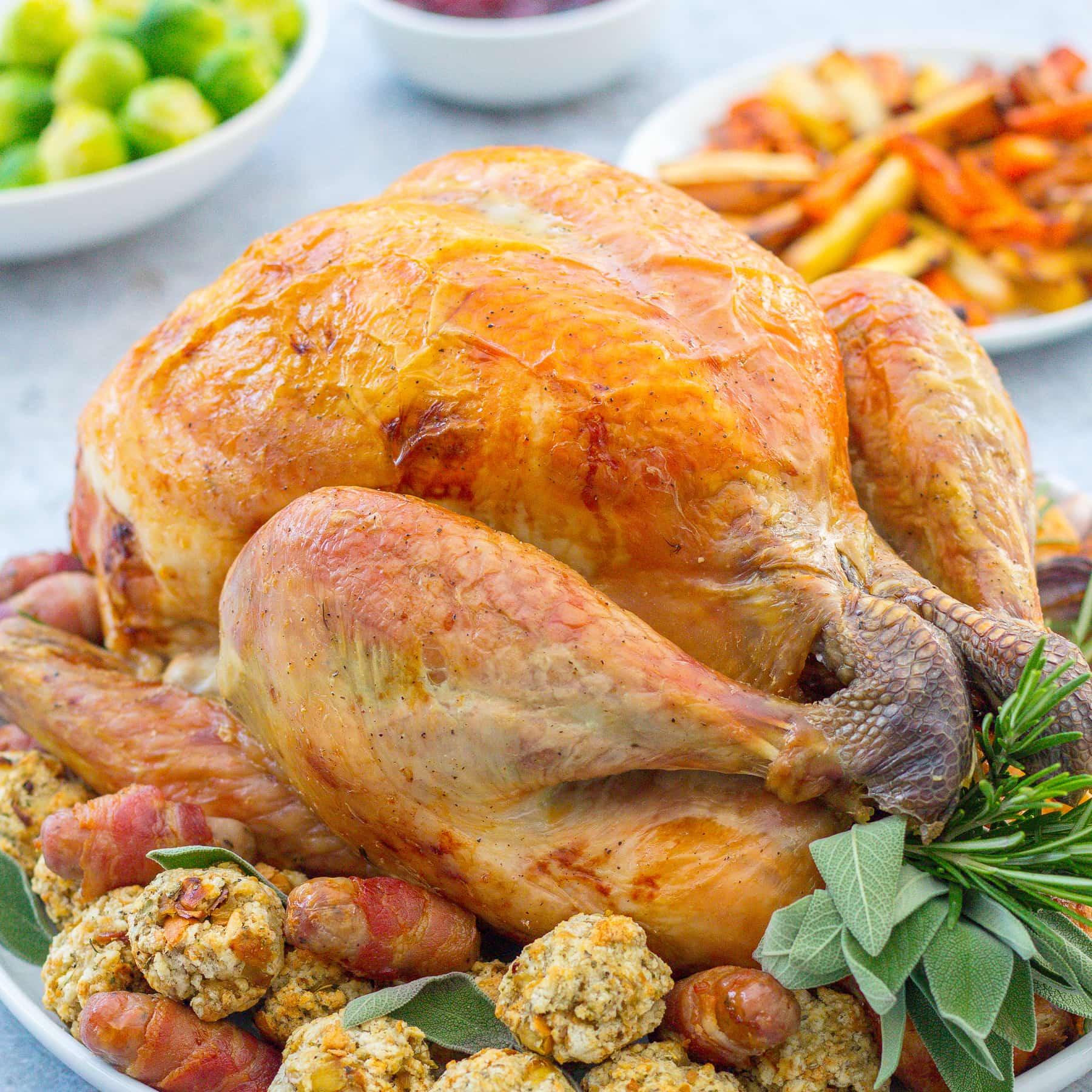 Easy Peasy Christmas Turkey