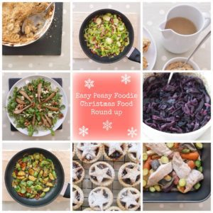 Easy Peasy Foodie Christmas Food Round Up