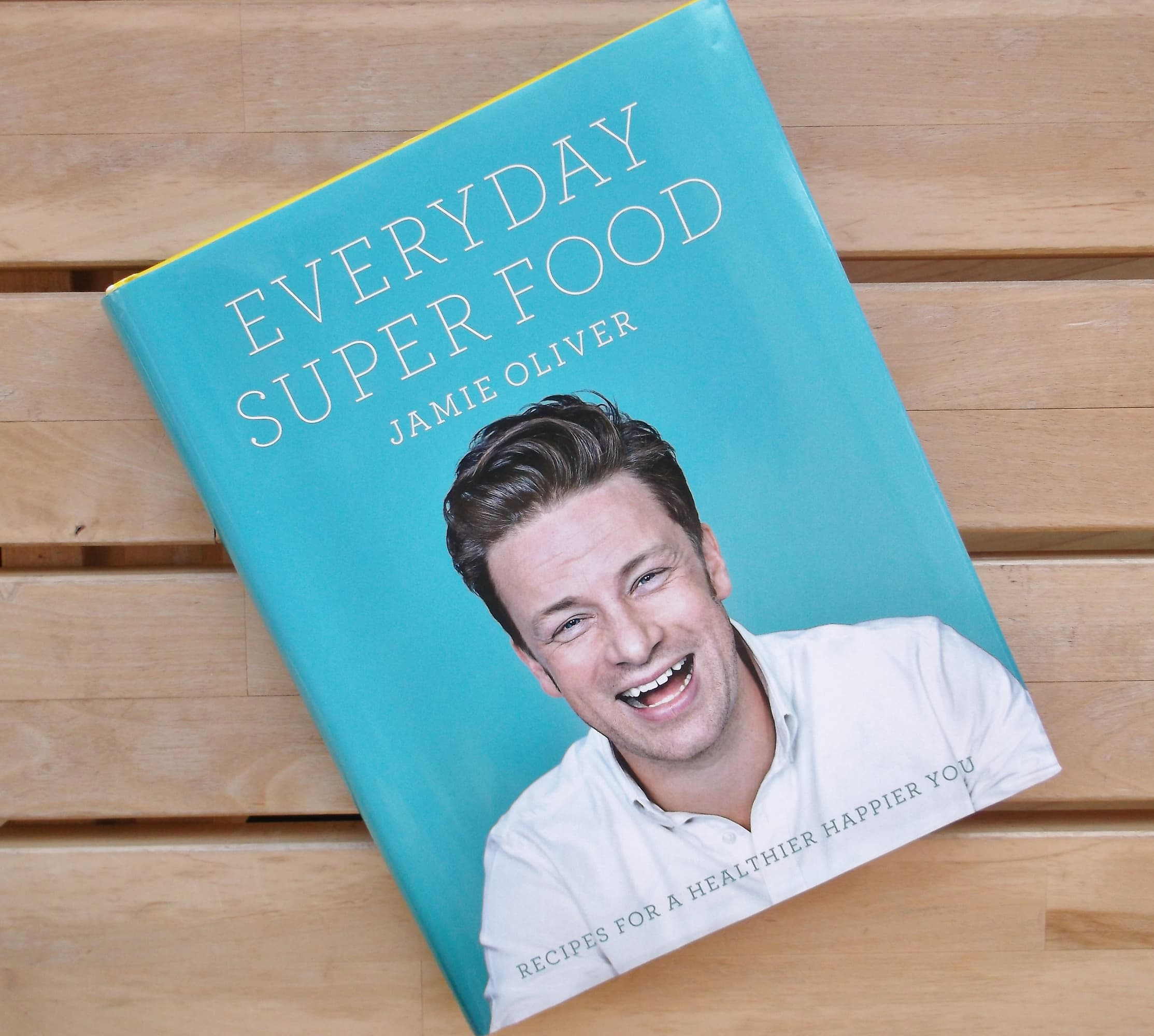 Review of jamie olivers everyday super food easy peasy foodie forumfinder Choice Image