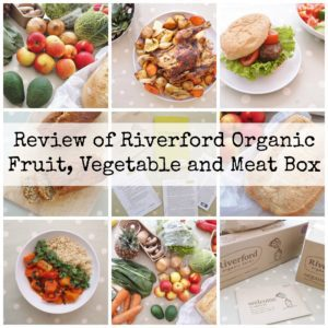 Review of Riverford Fruit, Vegetable and Meat Box