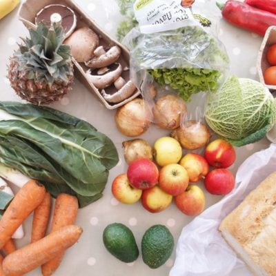 Review of Riverford Organic Fruit, Vegetable and Meat Box
