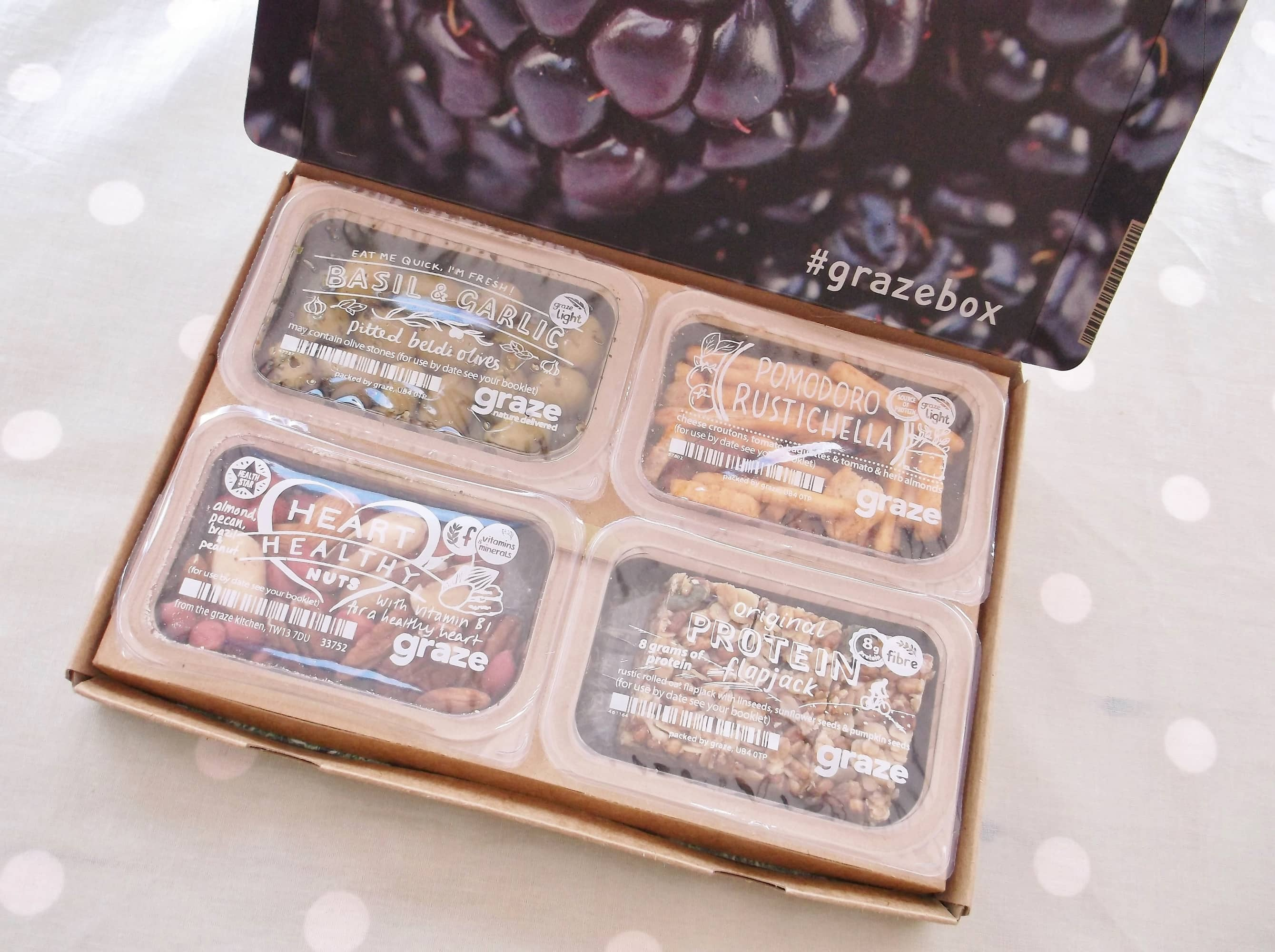 Review: Graze Snack Boxes