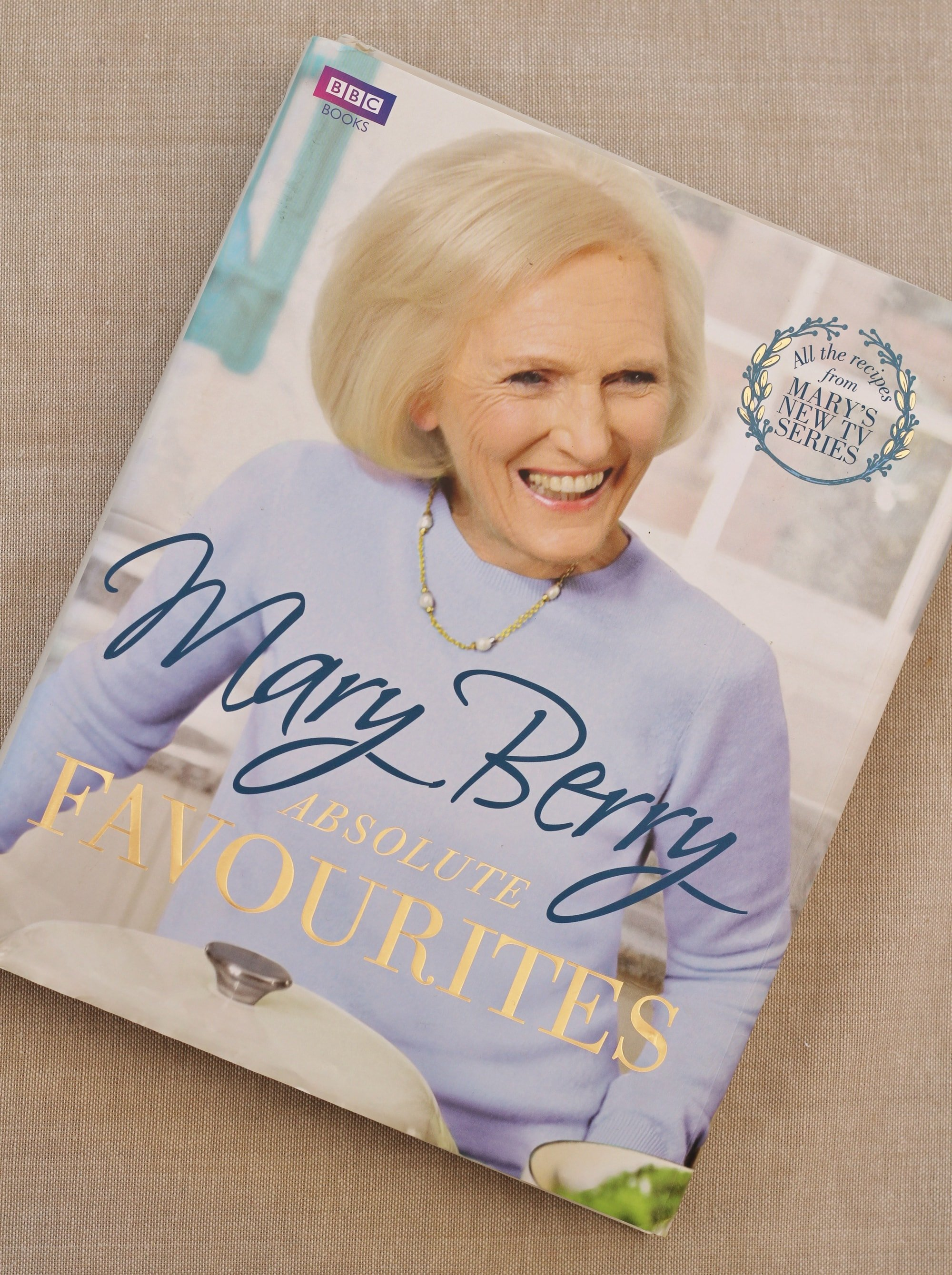 Review: Mary Berry's Absolute Favourites