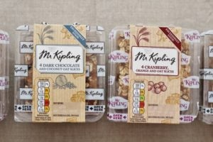 Review and Giveaway: Mr Kipling Exceedingly Good Slices