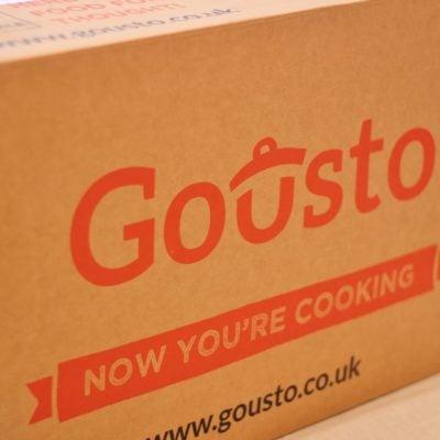 Review: Gousto Recipe Boxes