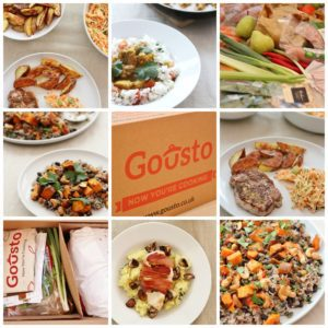 Gousto Recipe Box Review - easypeasyfoodie.com