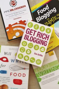 My favourite blogging books