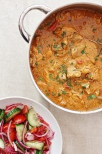 A blog about curry would be fab - but would you feel too restricted?