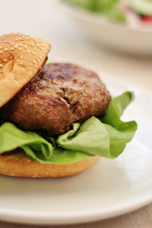 Easy Peasy Homemade Beef Burgers Easy Peasy Foodie