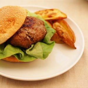 Easy Peasy Homemade Burgers