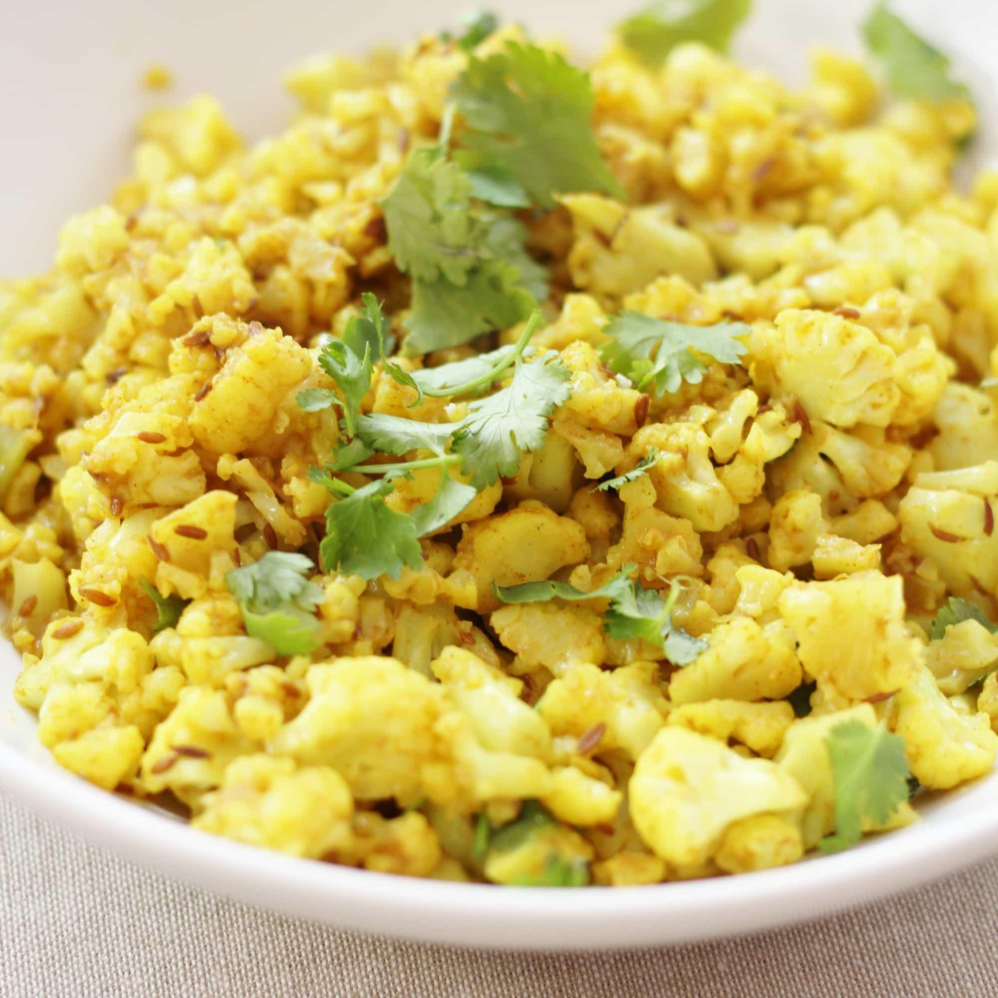 Riced Cauliflower Recipes Healthy