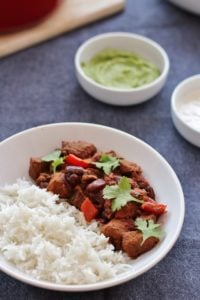 Slow Cooked Chilli Beef