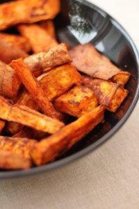 Homemade Sweet Potato Chips
