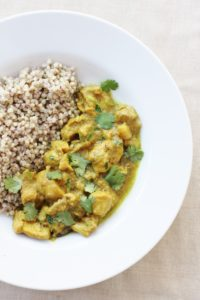 Easy Peasy Chicken Curry