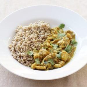 Sirtfood Chicken Korma