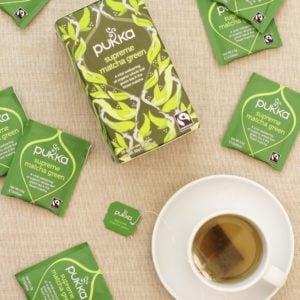 Pukka Herbs Supreme Matcha Green Tea