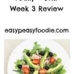 What is the Sirtfood Diet and does it really work? Week 3 Review