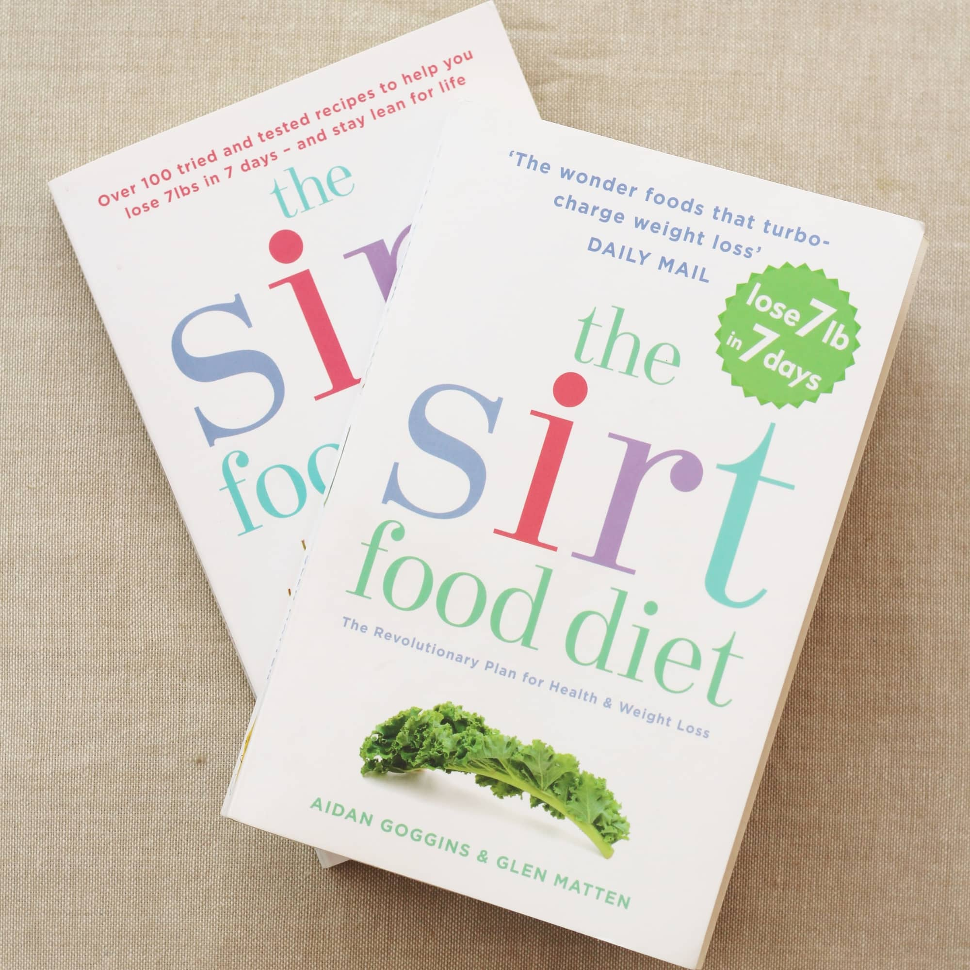 What is the Sirtfood Diet and does it really work? Part 4