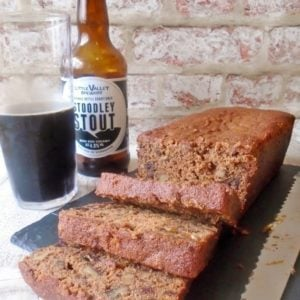 Beer Cake with Stoodley Stout - Only Crumbs Remain