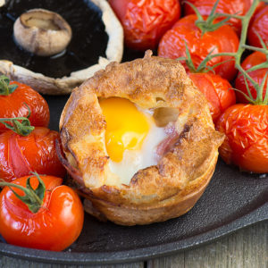 All Day Breakfast in the Hole - Charlotte's Lively Kitchen