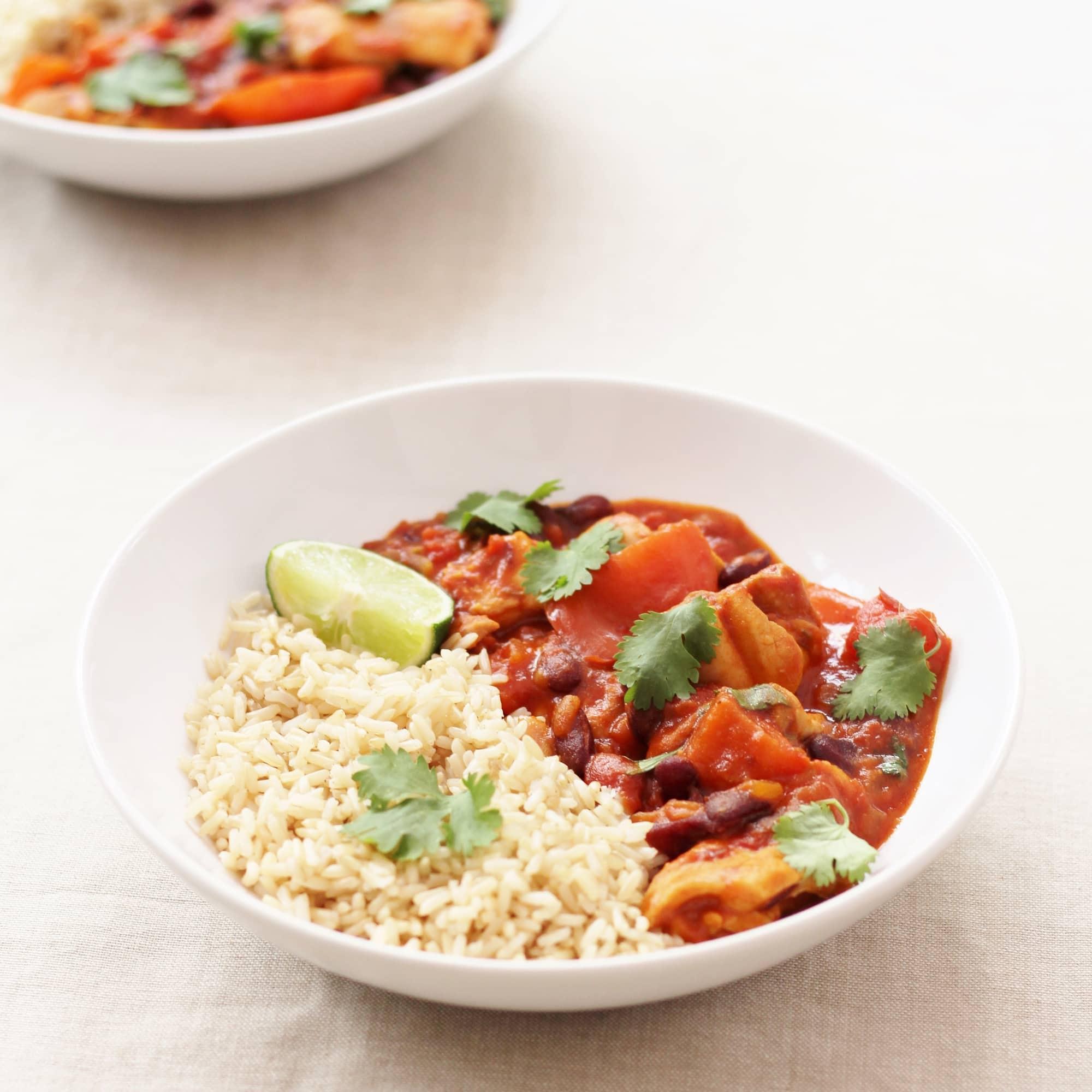 Chicken Chilli Con Carne Easy Peasy Foodie