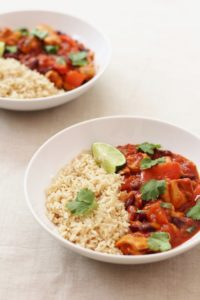 Chicken Chilli Con Carne