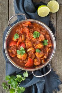 Chicken and Lime Curry