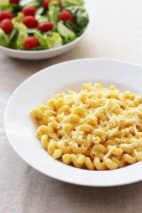 Easy Butternut Squash Macaroni Cheese