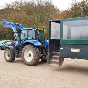River Cottage Tractor