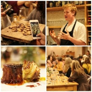 Discover what happened when a group of #Foodies100 bloggers descended on the #RiverCottage for a #RiverCottageChristmas Feast...