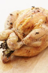 Gin Brined Turkey or Chicken