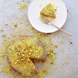 Orange, Pistachio and Honey Polenta Cake plus 4 more indulgent treats for Mother's Day