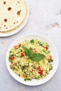 Easy Tabbouleh Salad