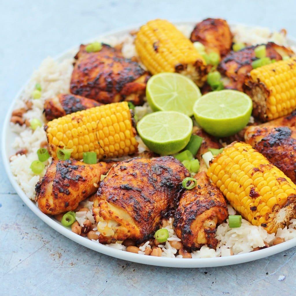 Making Nandos Peri Peri Chicken At Home