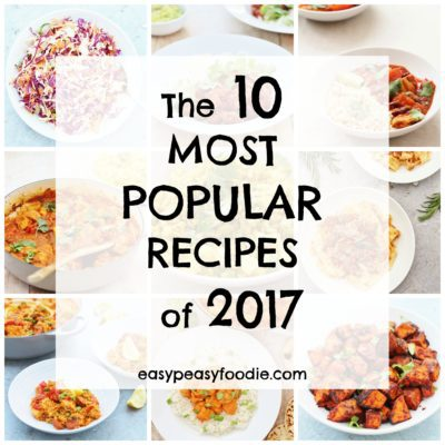 The 10 Most Popular Recipes of 2017