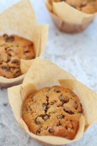 Easy Christmas Cake Muffins