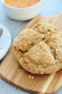 No Buttermilk Soda Bread Vegan Dairy Free