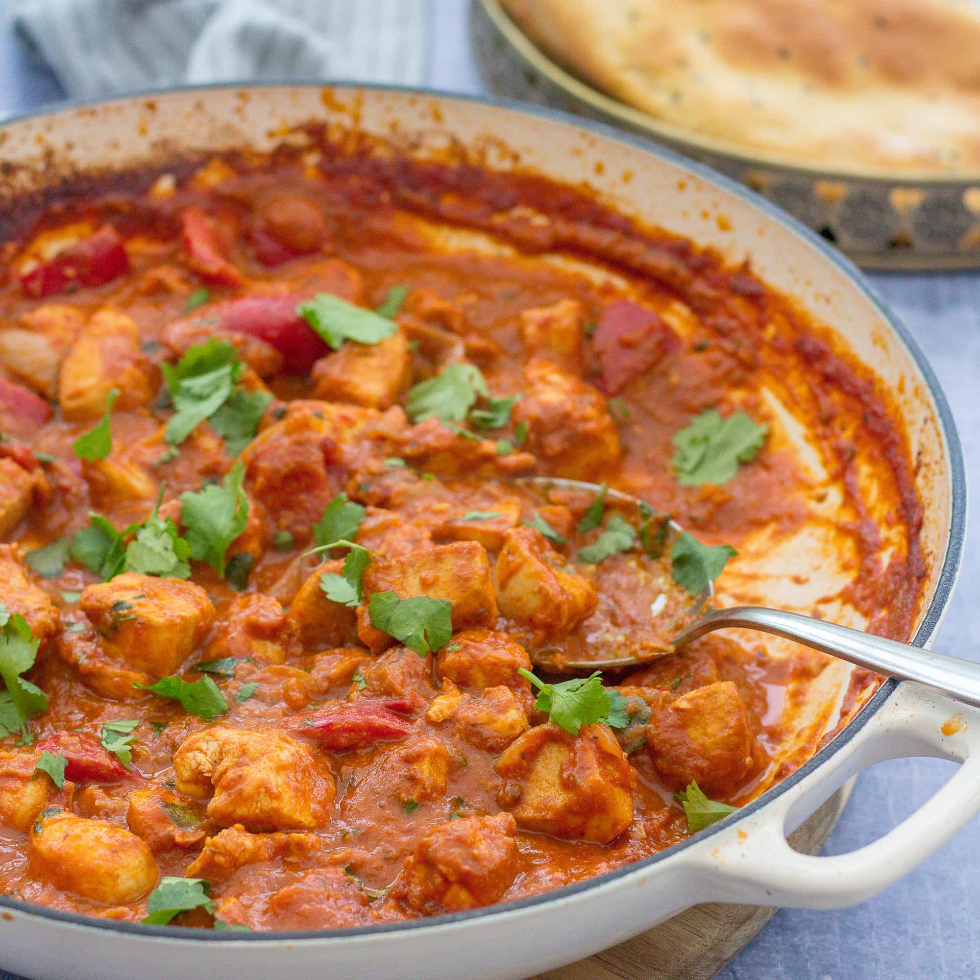 Easy Homemade Chicken Tikka Masala Easy Peasy Foodie